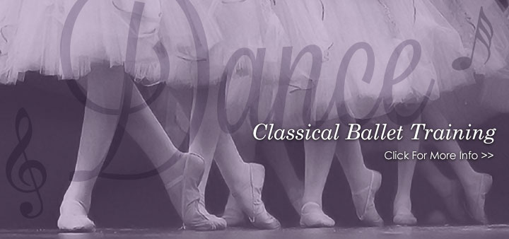 Classical Ballet Training