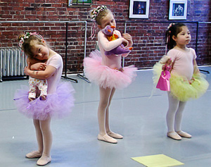 childrens ballet lessons, buffalo, ny